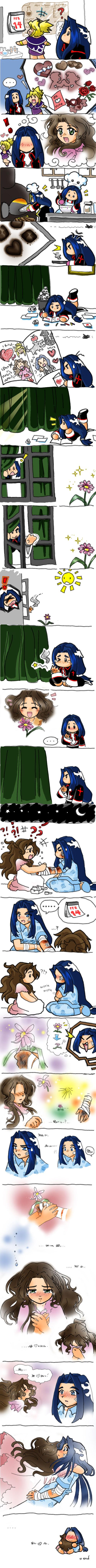 A Vampire Valentine