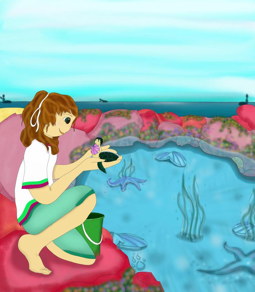 Tide Pool by XCrazyFlyinAcesX