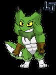Firuko persona - Laiff by LeafyTaichou