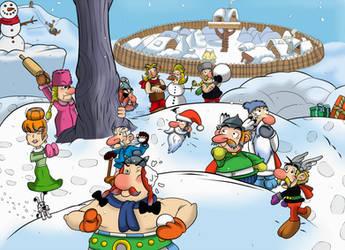 Gauls Winter Trip