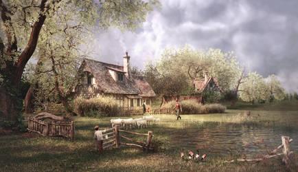 The Shepherds Son by Kibosh-1