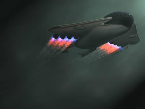 U-602 Fast scout Submarine