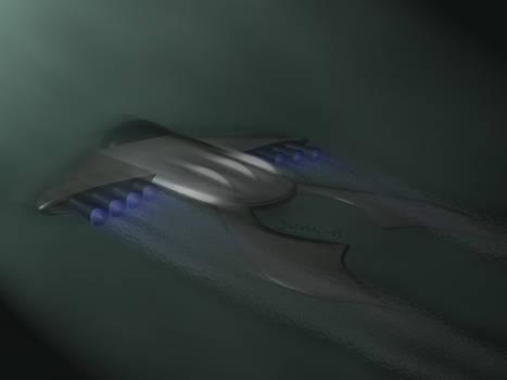 U-602 Submarine Earlier render
