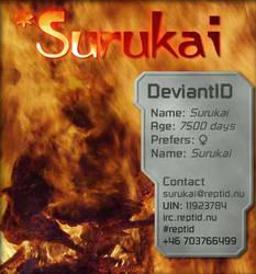 Surukai DeviantID