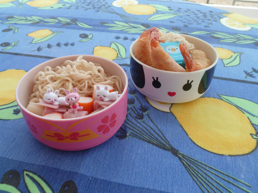 Bento Fritters of Shrimp by RiYuPai