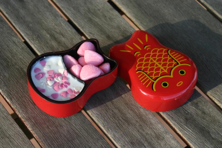 Chinese Bento Dessert by RiYuPai