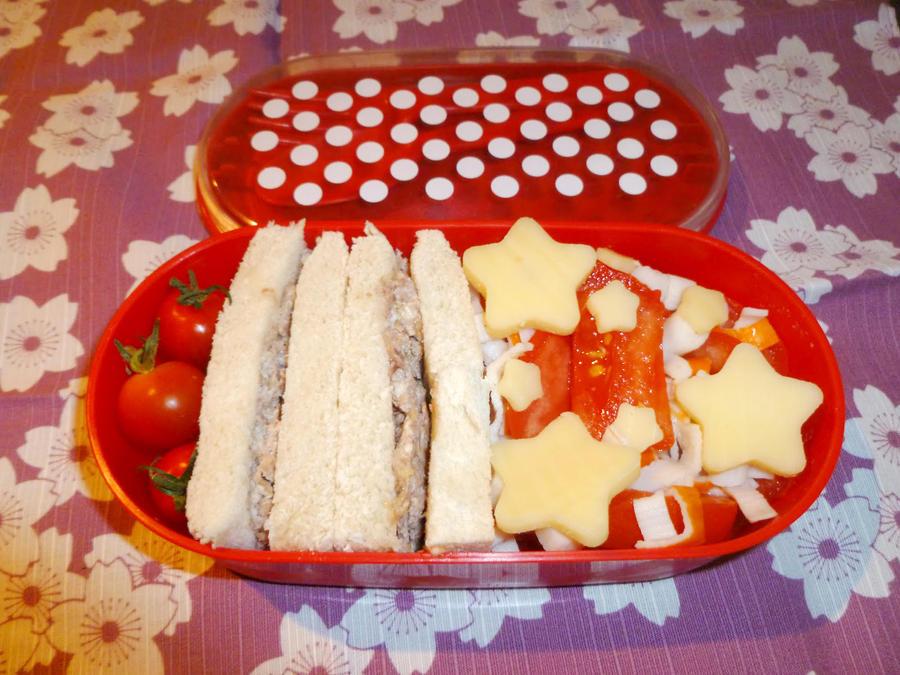 Bento Stars's Salad by RiYuPai
