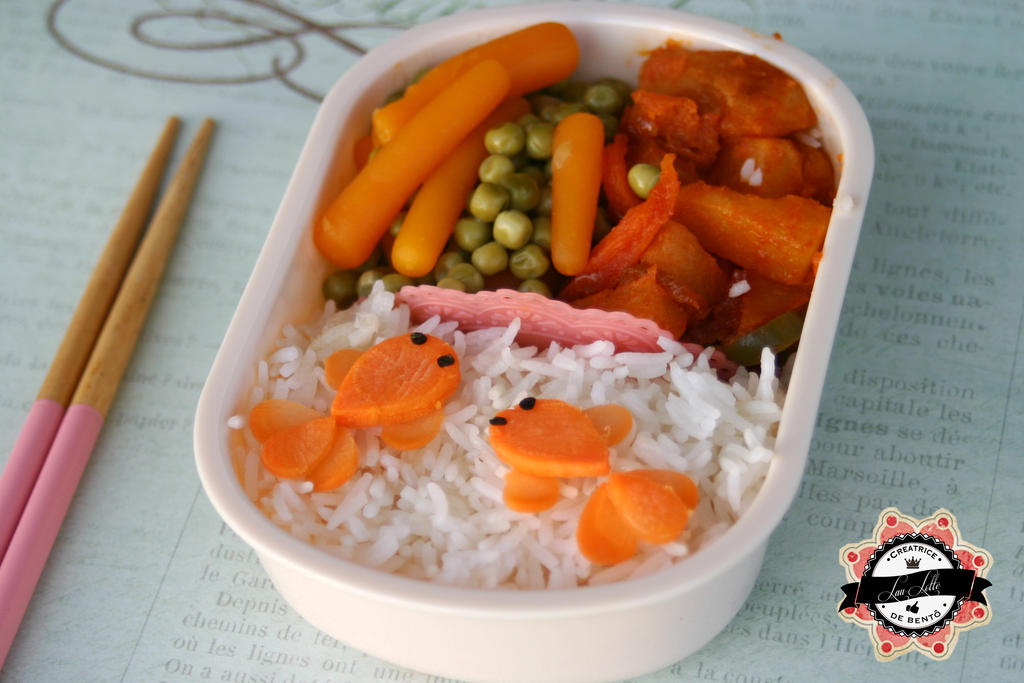 Bento Kingyo by RiYuPai