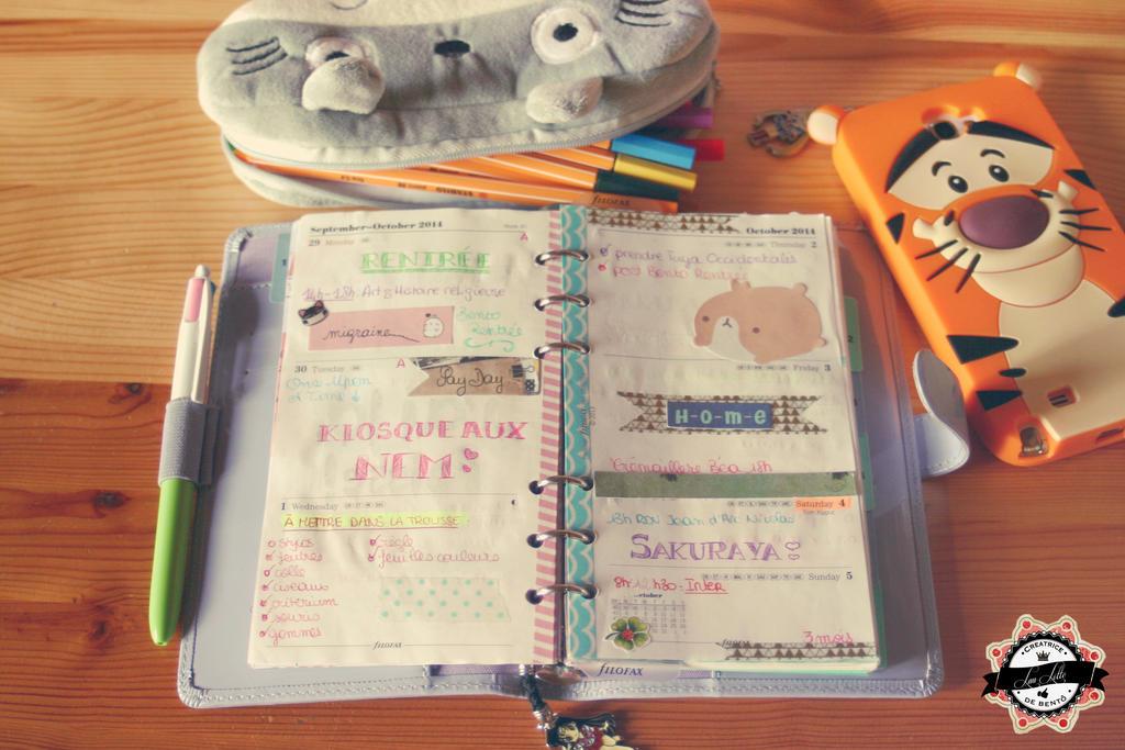 Planner week by RiYuPai