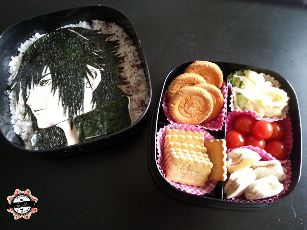 Bento Noctis from Final Fantasy XV by RiYuPai