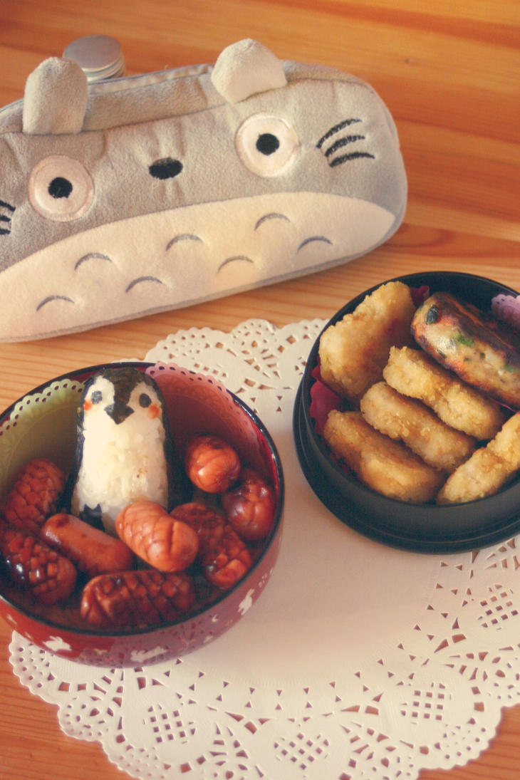 Bento little pengouin by RiYuPai