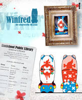 The cringeworthy librarian by weirdink