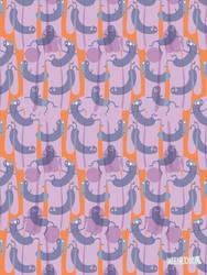 Breakfast pattern fro RYZ by weirdink