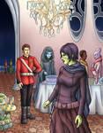 The Senator and the Jedi: Shadows Over Geonosis