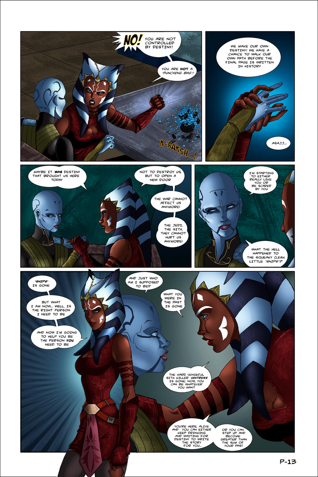 Dying of the Light Page 13