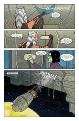 Star Wars On The Run Page 139 by lordhadrian