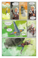 Star Wars On The Run Page 140 by lordhadrian