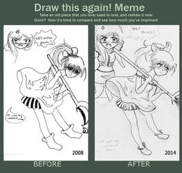 Draw this again by ElenoreLoretje2