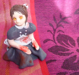 Bioshock - Little Sister - sculpture
