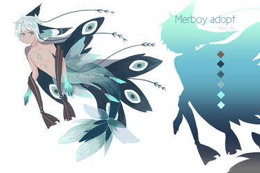 Merboy Adopt || CLOSED by Reo-chii