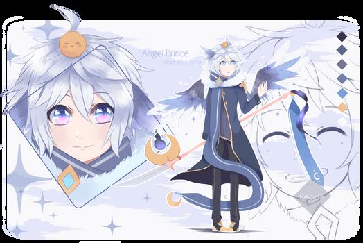 Angel Prince Adopt || CLOSED