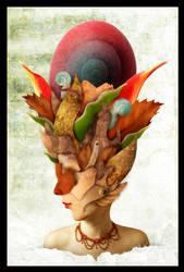 Fern's Flower by MaciejZielinski