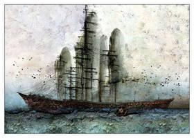 The Voyager by MaciejZielinski