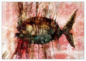 The Piranha by MaciejZielinski