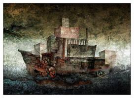 The Ship by MaciejZielinski