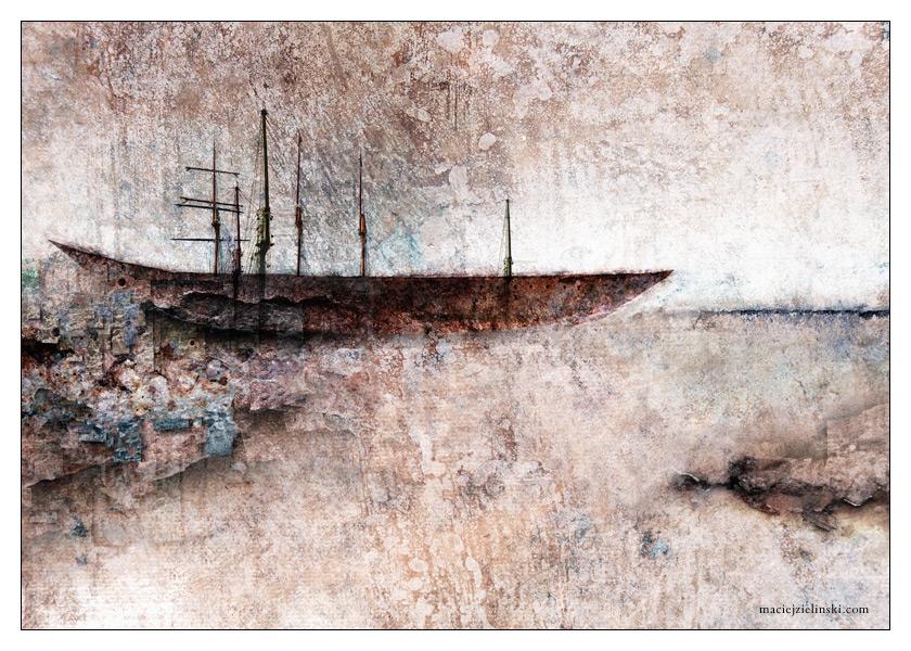 The Harbour by MaciejZielinski