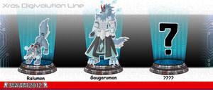 DWC Xros Evolution Line: Ralumon