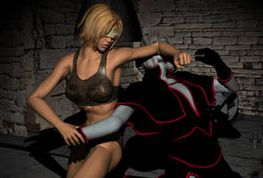 The Blooding 19 by FatalHolds