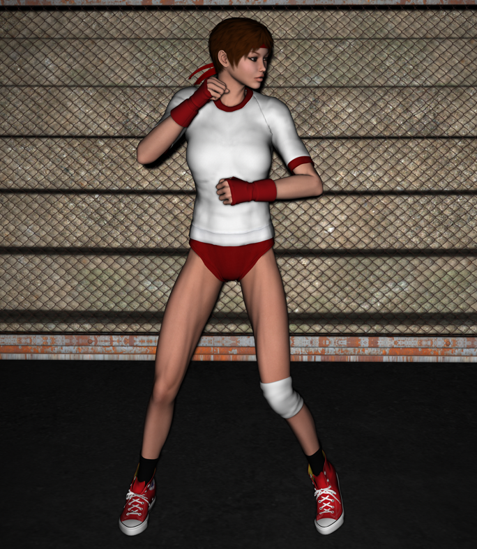 Sakura's Alternate Costume by FatalHolds