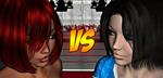 Candi VS Kierstyn 1 by FatalHolds