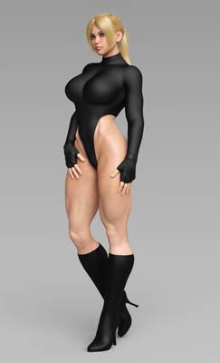 Tekken: Nina Williams