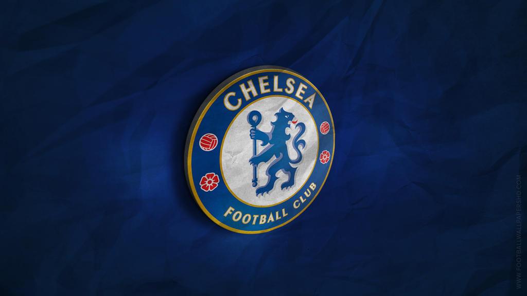 Chelsea FC 3D Logo Wallpaper
