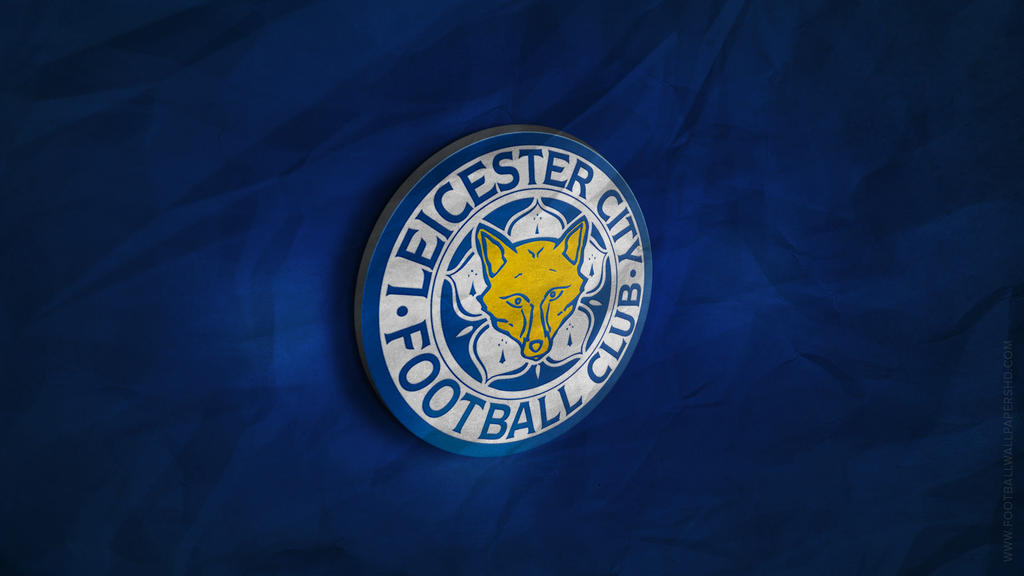 Leicester City 3D Logo Wallpaper by FBWallpapersHD on ...