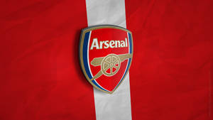 Arsenal 3D Logo Wallpaper