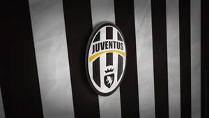 Juventus 3D Logo Wallpaper