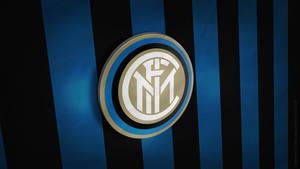 Inter Milan 3D Logo Wallpaper