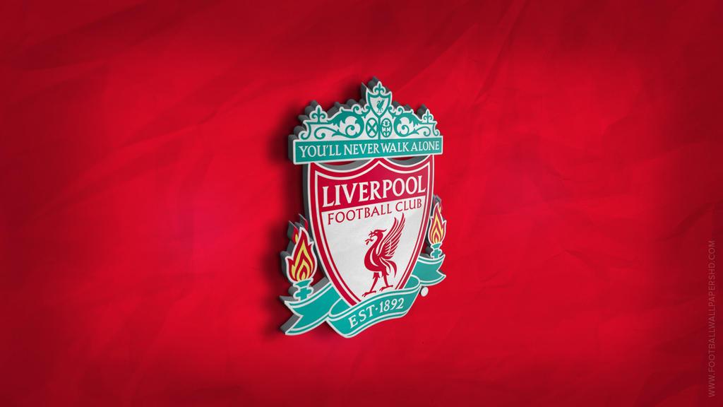 Liverpool FC 3D Logo Wallpaper by FBWallpapersHD on DeviantArt