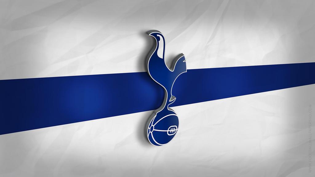 Tottenham Hotspur 3D Logo Wallpaper By FBWallpapersHD On