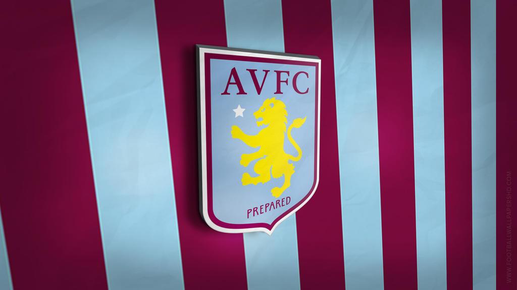 Aston Villa 3D Logo Wallpaper By FBWallpapersHD On DeviantArt