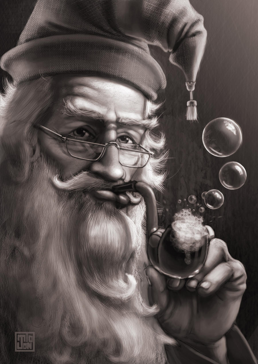 albus brian wulfric percival dumbledore by mr-1up