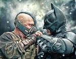 Batman: The Dark Knight Rises: HDR Re-Edit by nerdboy69