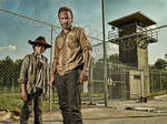 The Walking Dead: Rick and Carl: HDR Re-Edit