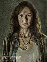 The Walking Dead: Lori: HDR Re-Edit by nerdboy69