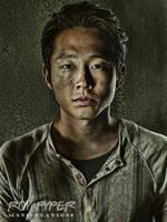 The Walking Dead: Glenn: HDR Re-Edit by nerdboy69