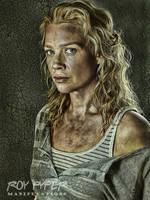 The Walking Dead: Andrea: HDR Re-Edit by nerdboy69