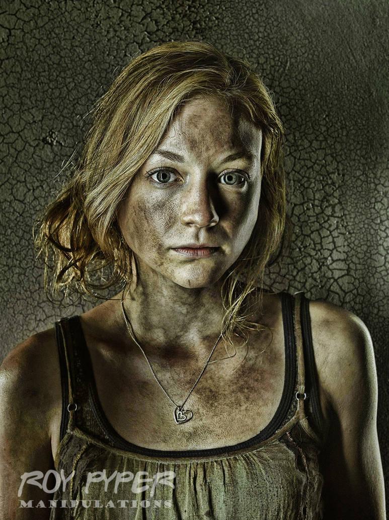 The Walking Dead: Beth: HDR Re-Edit by nerdboy69